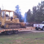 Excavating-equipment-trucking-site development-building contractor