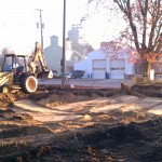Excavation-compaction-grading-sitework-general contractor