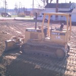 Excavating-grading-compaction-sitework-building contractor