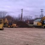 Site development-excavation-grading-general contractor-compaction