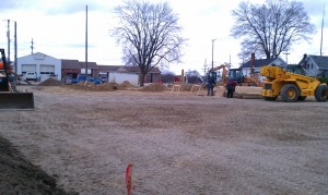 Grading-sitework-foundations-building contractor-driveway