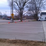 Concrete-Parking lot-building contractor
