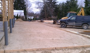 Grading-excavating-concrete-forming