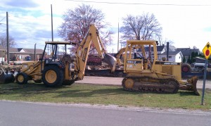 Excavation-equipment-pole barn-building contractor