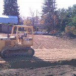 Excavation-grading-compaction-site development