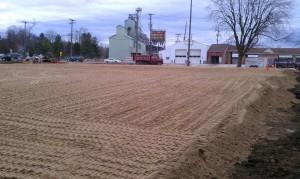 Excavating-grading-site development-building contractor