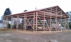 Post frame-pole barn-metal building-general contractor