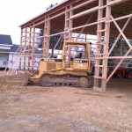 Grading-excavation-sitework-pole barn