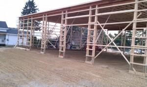 Building contractor-pole barn-metal building-general contractor