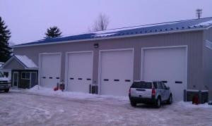 Building contractor-pole barn-metal building