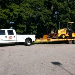 Excavating-trucking-equipment