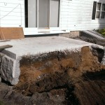Demolition-concrete-foundation