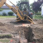 Excavating-trenching-foundation