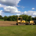 Excavating-grading-equipment