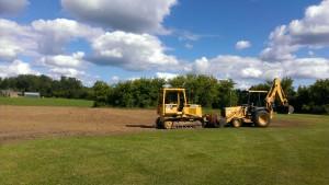 Excavating-grading-equipment