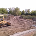 Excavating-grading-drainage-compaction