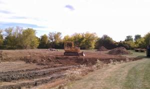 Excavating-grading-drainage