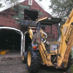 Building Contractor, Demolition
