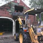 Building contractor, excavating, demolition