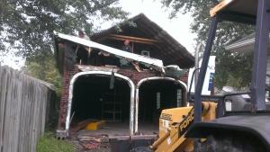 Demolition, Excavation