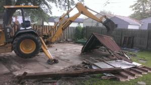 Building Contractor, Demolition