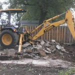 Concrete, Demolition, Excavating
