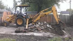 Concrete, Demolition, Excavating