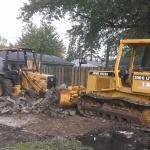Excavating, Demolition, Site development