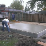 Concrete, general contractor, builder