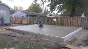 Concrete, general contractor, builder