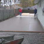 General contractor, concrete contractor, builder
