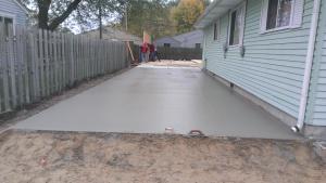 General contractor, concrete contractor, builder