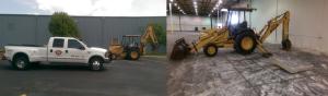 Commercial, Industrial building contractor