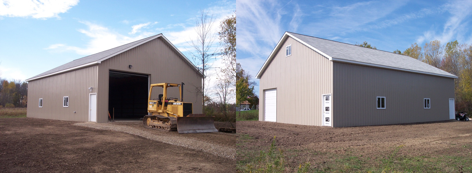 Pole Building, Pole Barn, Building Contractor